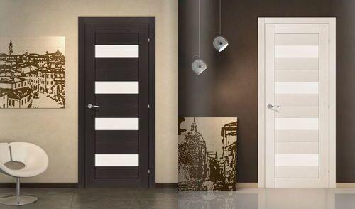 Межкомнатные двери экошпон: плюсы и минусы