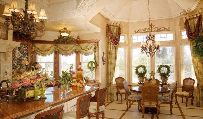 Викторианский стиль для дизайна квартиры