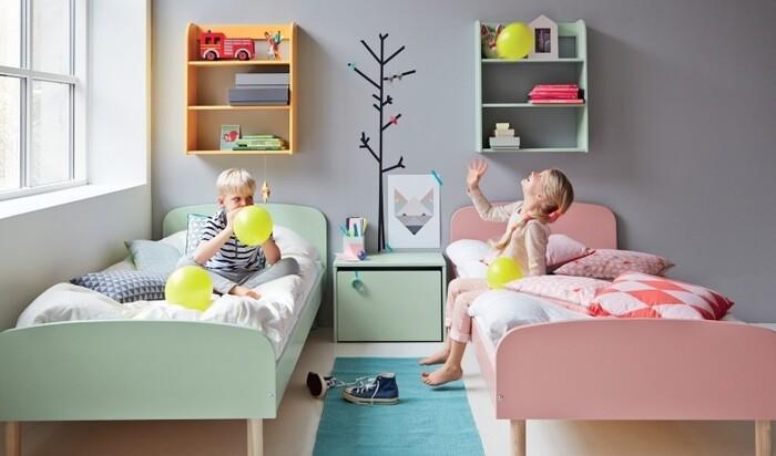 Организация игровой комнаты: правильная обстановка с правильной мебелью