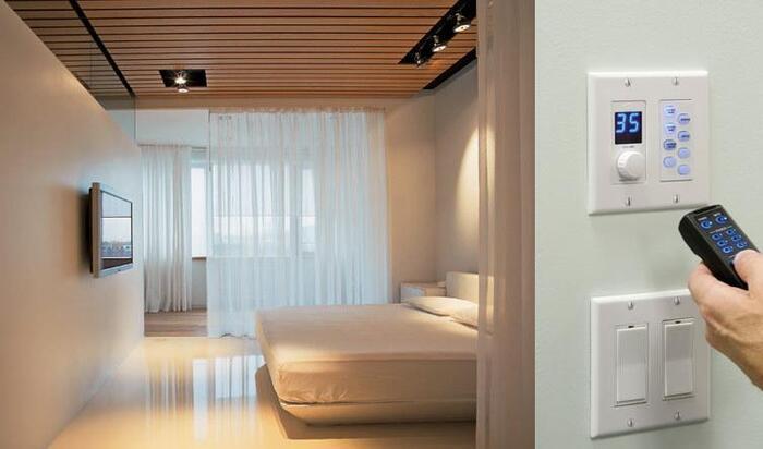 Примеры оборудования квартиры для создания умного дома