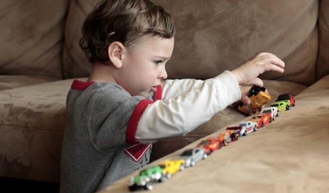 Идеи дизайна интерьера для детей-аутистов