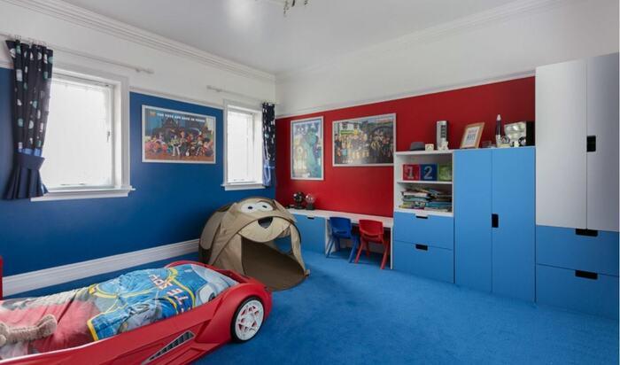 Спальня для мальчиков: лучшие идеи для пространства