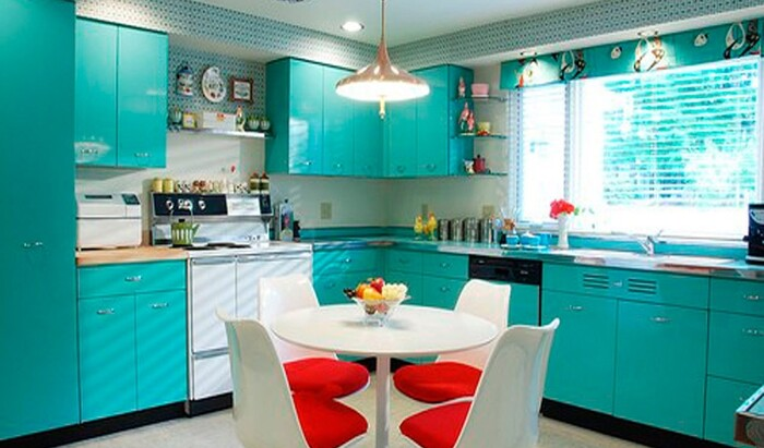Выбираем лучшие цвета для дизайна кухни