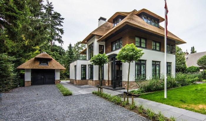 Европейский стиль в архитектуре