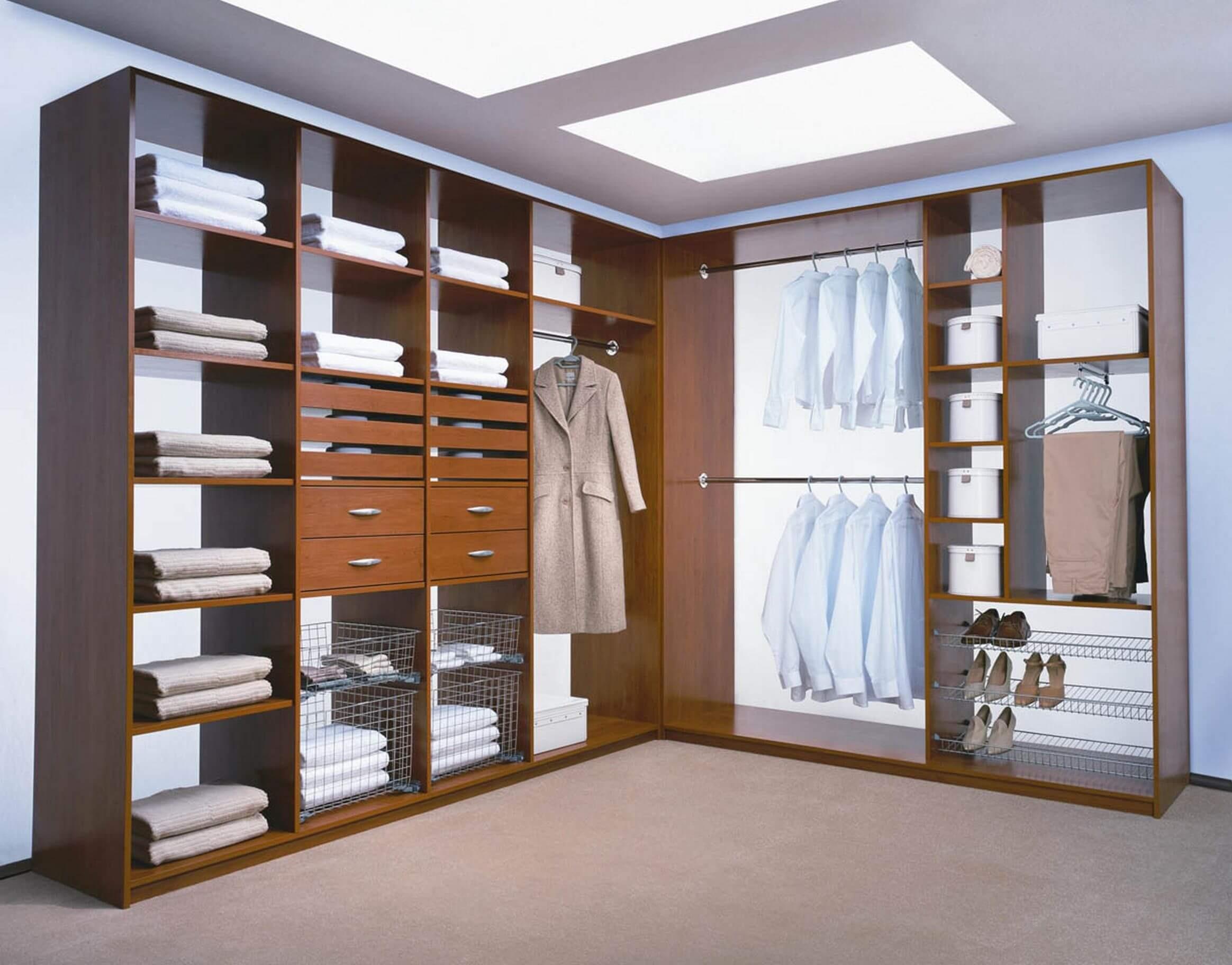 Гардеробные комнаты в томске. гардеробные системы под заказ..