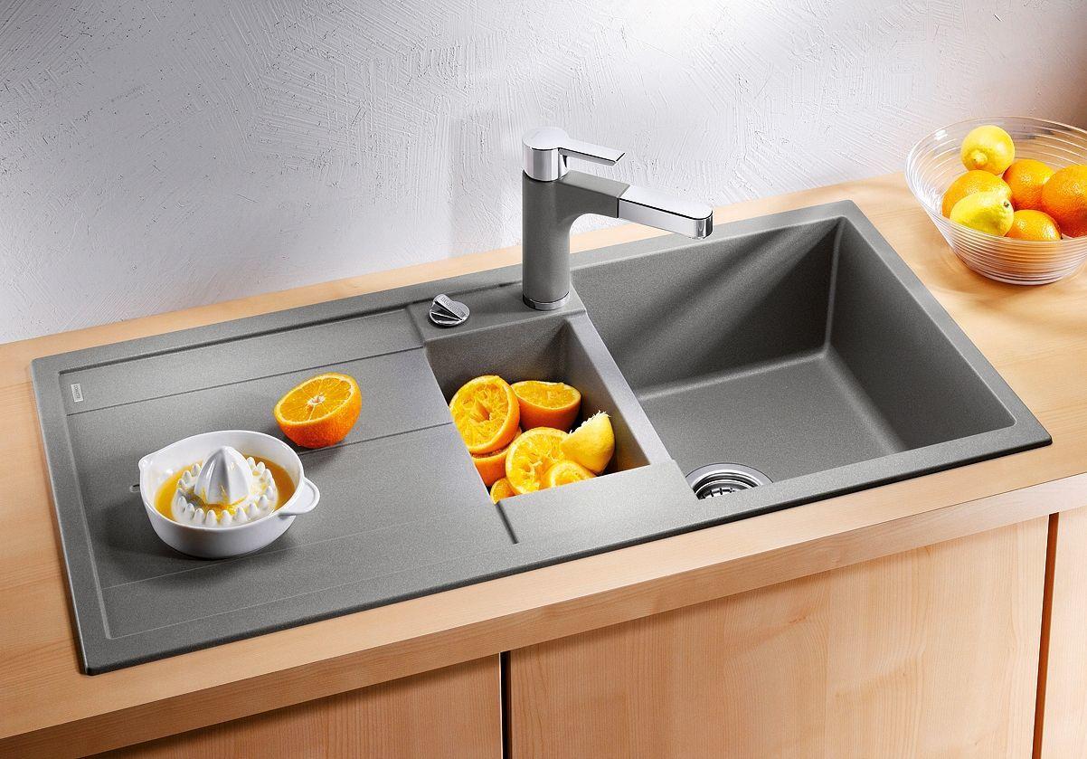 Встроенные мойки для кухни дизайн