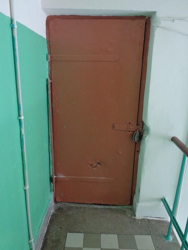 Проверка подвальных и чердачных помещений