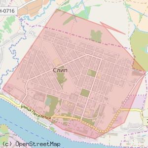 Карта: Отключение холодного водоснабжения