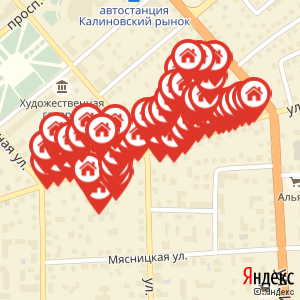 Карта: Электроснабжение