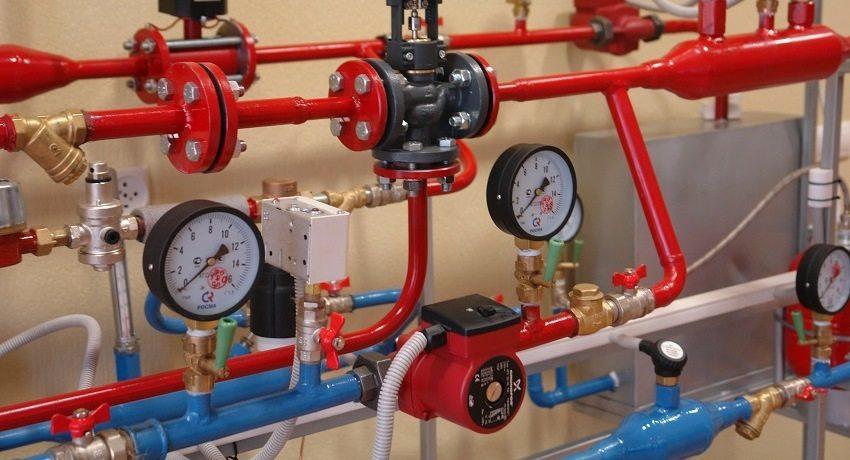 Капитальный ремонт систем горячего и холодного водоснабжения