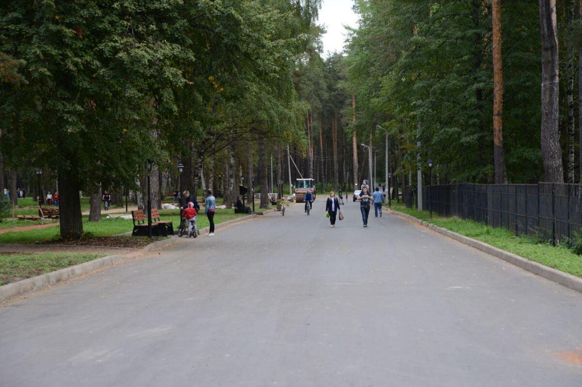 На время спортивных мероприятий 12 и 13 сентября въезд транспорта в парк «Берендеевка» будет ограничен