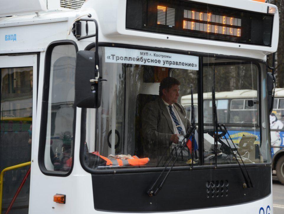 Маршруты движения общественного транспорта во время крестного хода будут временно изменены