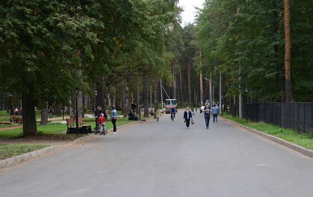 5 октября будет ограничен въезд транспорта в парк «Берендеевка»