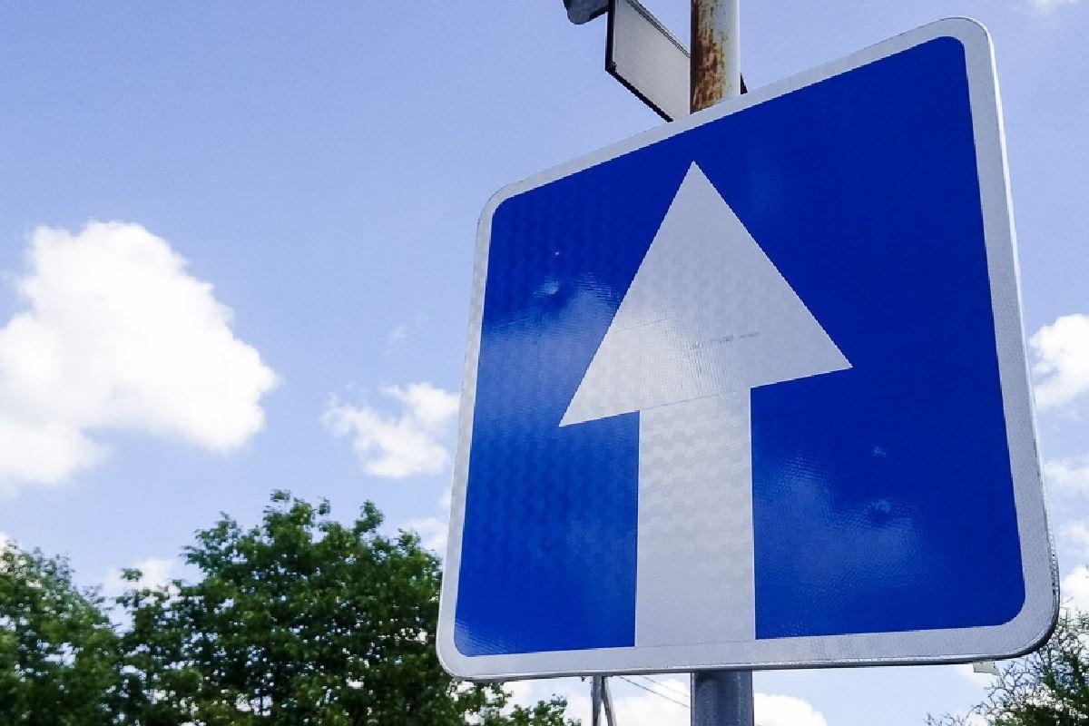 В Костроме на одном из участков улицы Осыпной вводится одностороннее движение