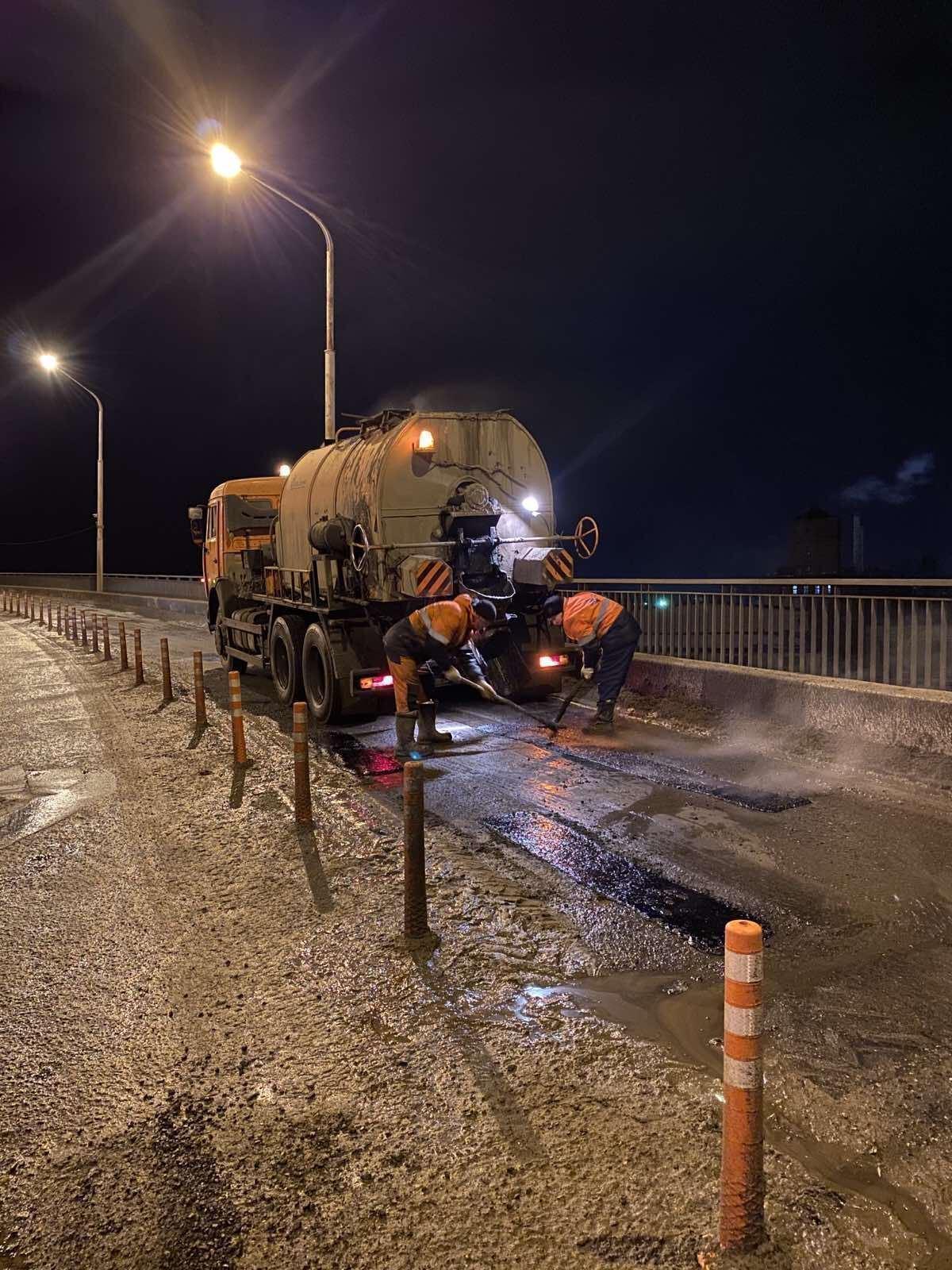 На мосту через реку Кострому дорожники проведут восстановительный ремонт проезжей части
