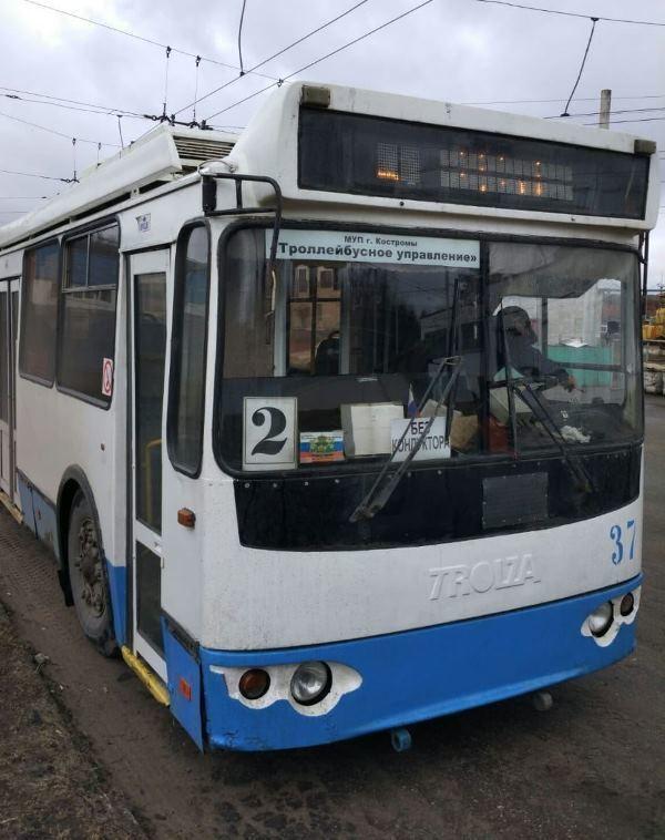 Городской пассажирский транспорт Костромы переходит на летний режим работы