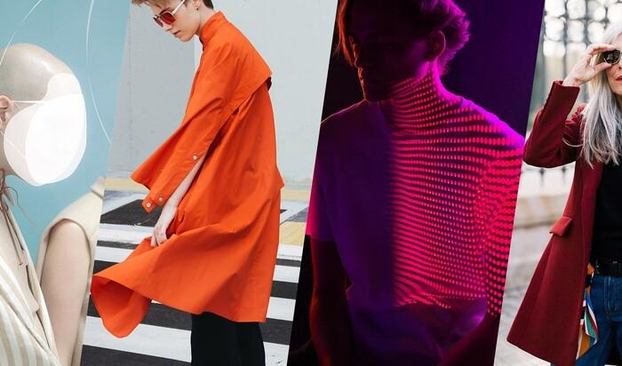 Цветовые тенденции от Института цвета Pantone