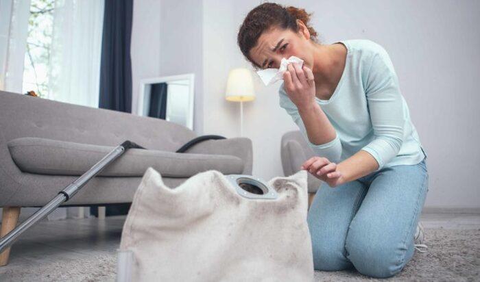 Как избавиться от аллергенов в доме?