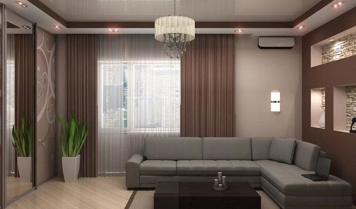 Точечное освещение интерьера. Советы дизайнеров