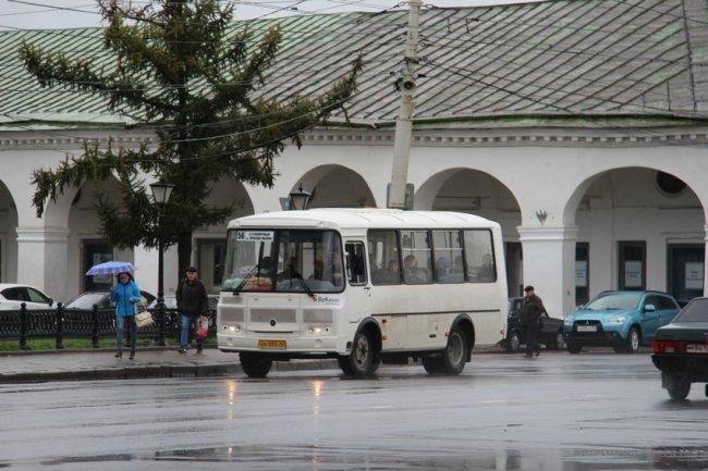 В праздничные дни в Костроме будет продлена работа городского пассажирского транспорта