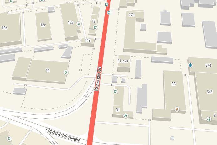 На улице 2-й Волжской в Костроме запланированы работы по переносу газопровода