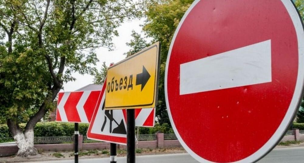 Троицкий мост закроют для движения автотранспорта 22 мая