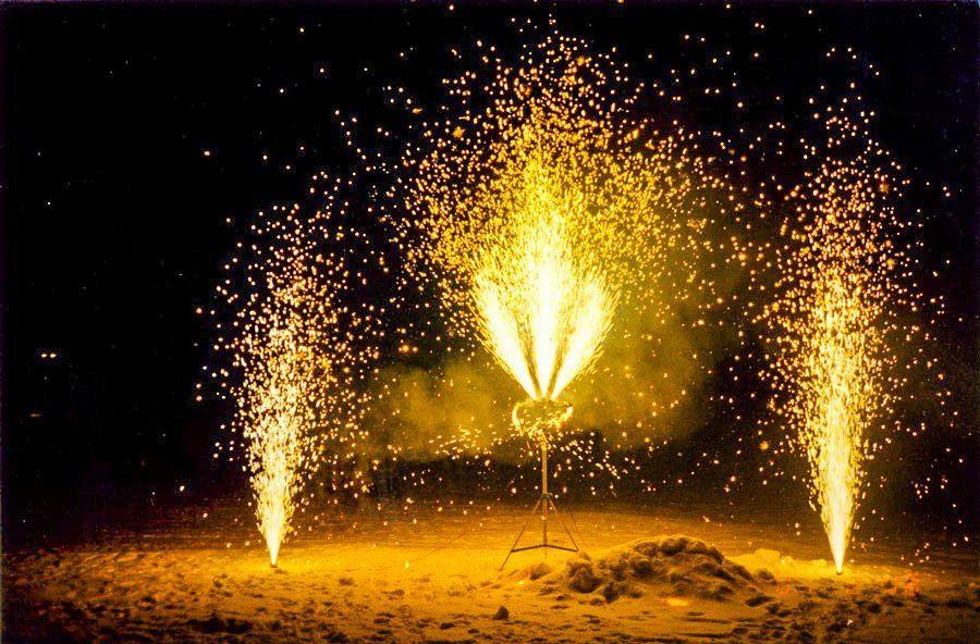 В Костроме определены площадки для запуска новогодних фейерверков