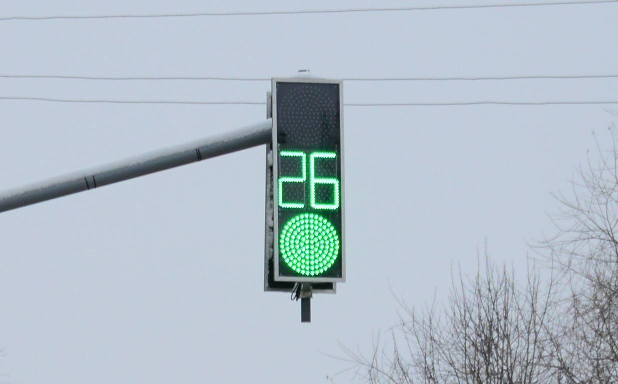 В Костроме введены в эксплуатацию три новых светофорных объекта